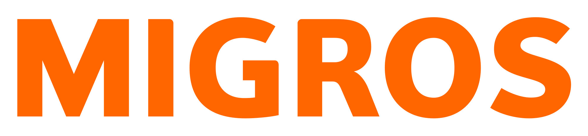 Migros Promotions-Stand